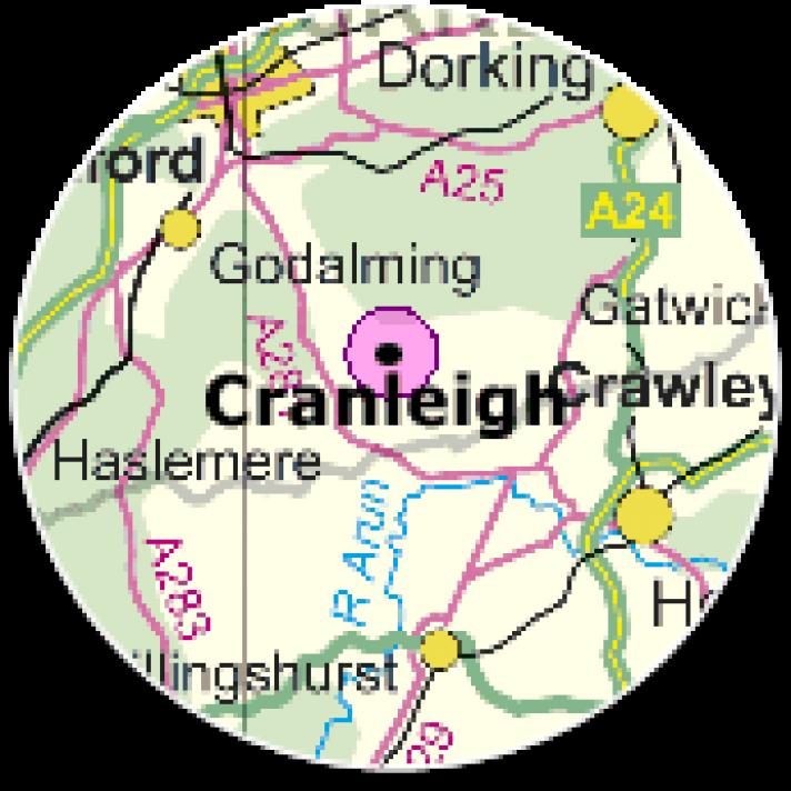 Local Taxis in Cranleigh & surrounding areas